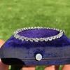 9.50ctw Round Brilliant Diamond Tennis Bracelet 4