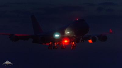 CAL 747-400ERF 4X-ICA