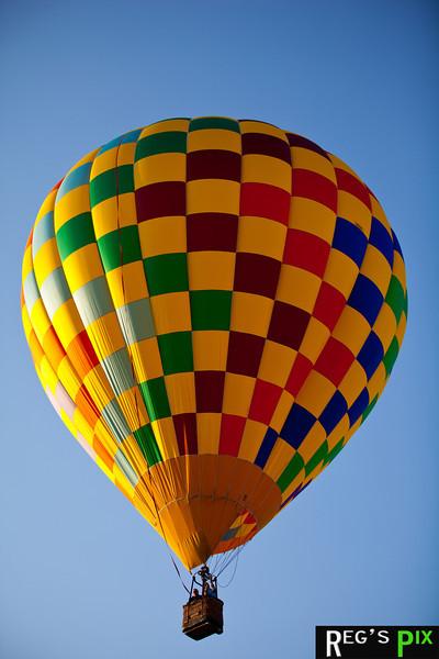 2012 Plano Balloon Festival