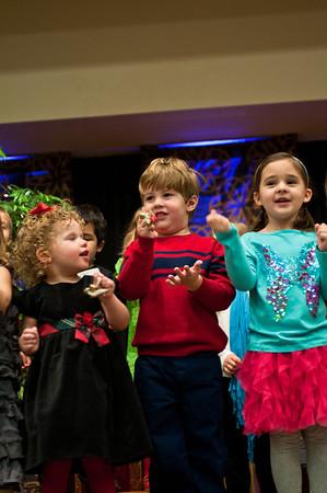 East Cross Christmas Program