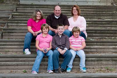 Antes-Moffett Family
