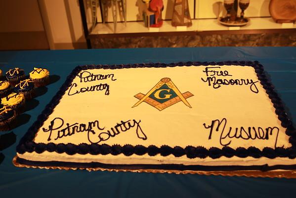Putnam County Masonic Museum 08-28-2015