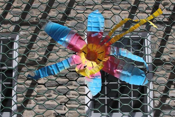 McLean Playground Flower Installation - PK-5th Grade