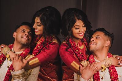 Vidya & Jay Wedding