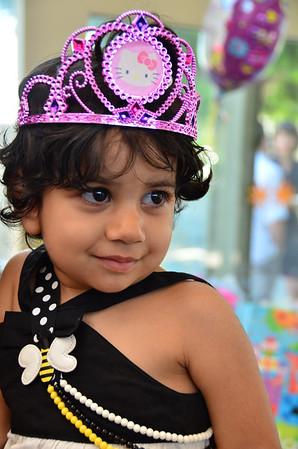 Tara's Birthday, Sept. 2011