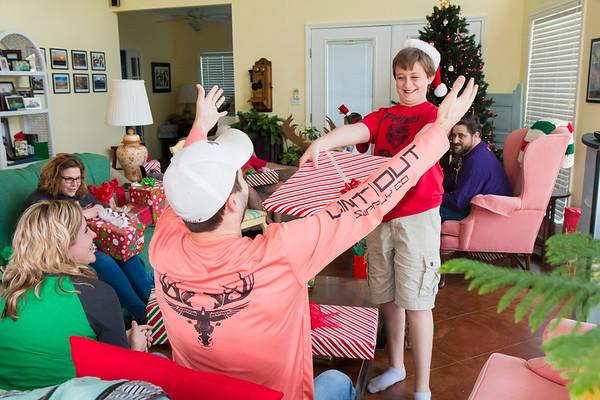Christmas at the Lakehouse 2015