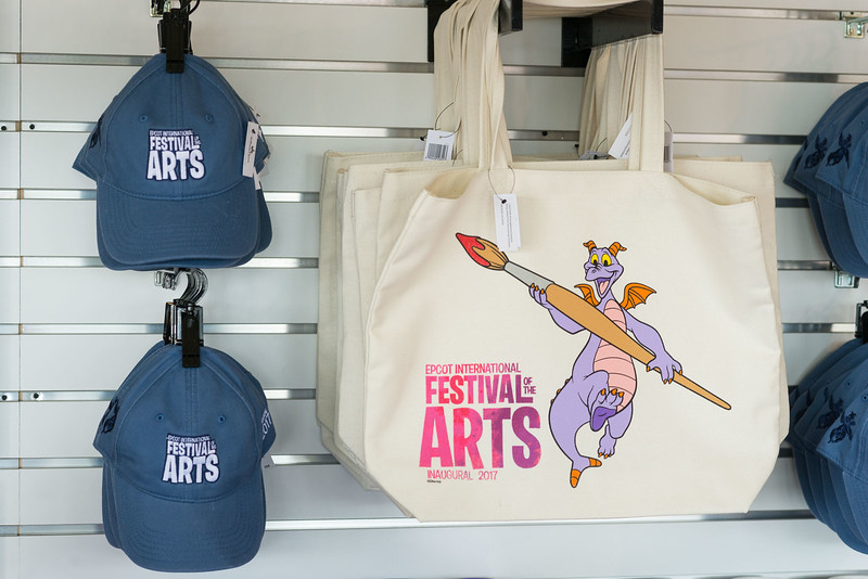Hats and Bags - Epcot International Festival of the Arts 2017
