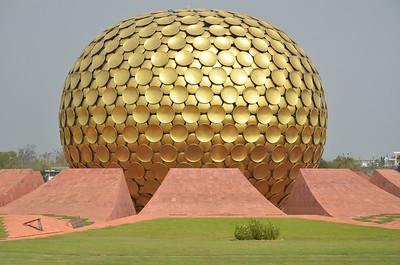 Auroville - City of Dawn