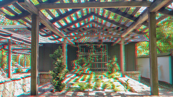 Japanese Garden at Birmingham Botanical Gardens