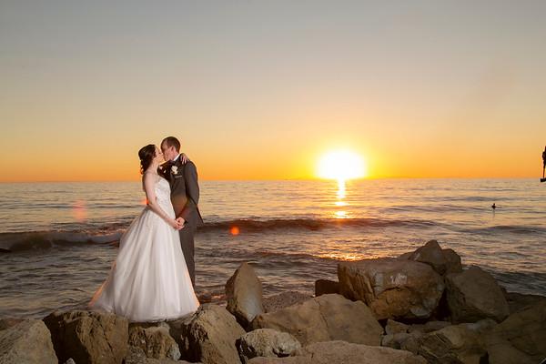 Caitlin & Andrew: Bride & Groom Formals