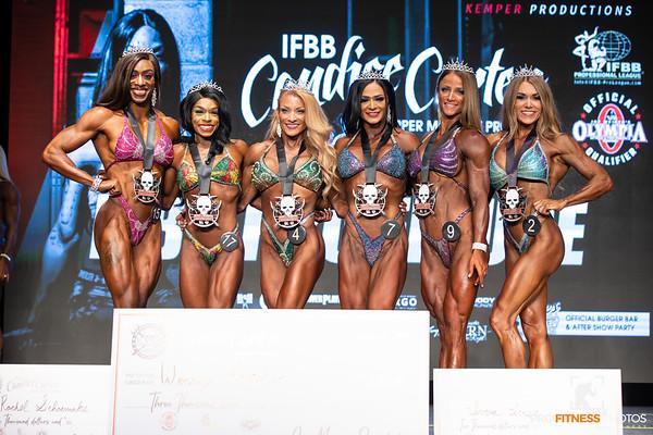IFBB Pro Figure Final