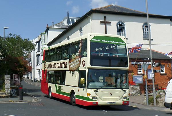 6.8.14 - Lyme Regis