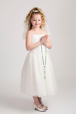 Emma First Communion Edits