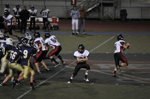 10-25-10 C-Team vs. Cedar Park at Juanita HS