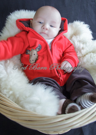 Damian 3 Month