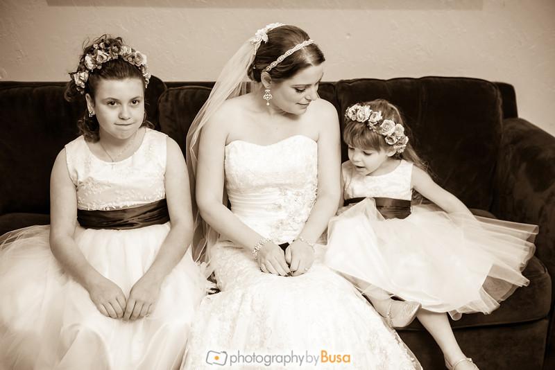 Kristina, Bridesmaids, Family