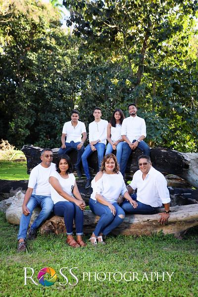The Samlalsingh Family