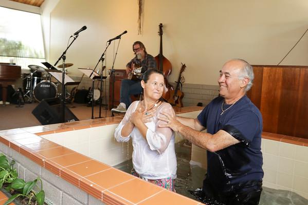 Baptisms~April 2016