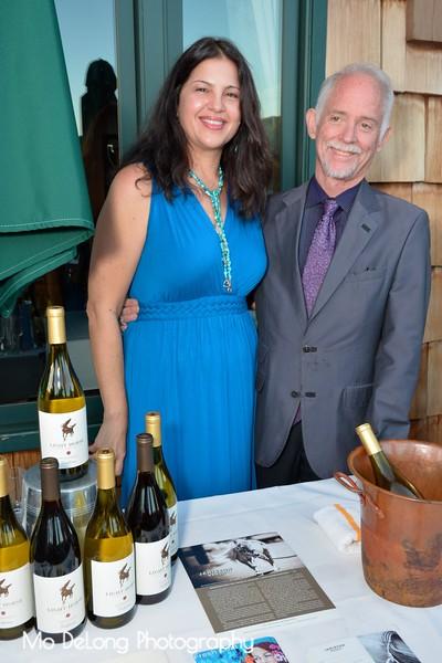 Maria-Tina Karamanlakis and Larry Alan Leigon.jpg