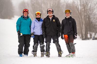 2019-02-07 OHMS Alpine Team Photos