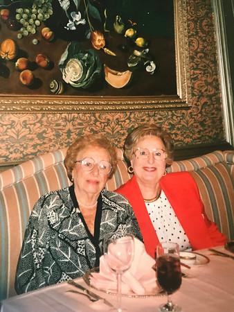 DORIS 96th Birthday Party