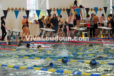 District Swim Meet (1-26-2013 by Jeff Vennitti)