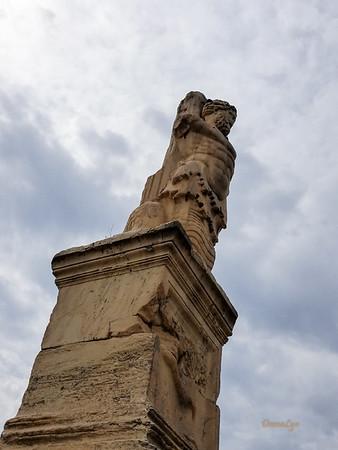 Ancient Agora, Athens Greece