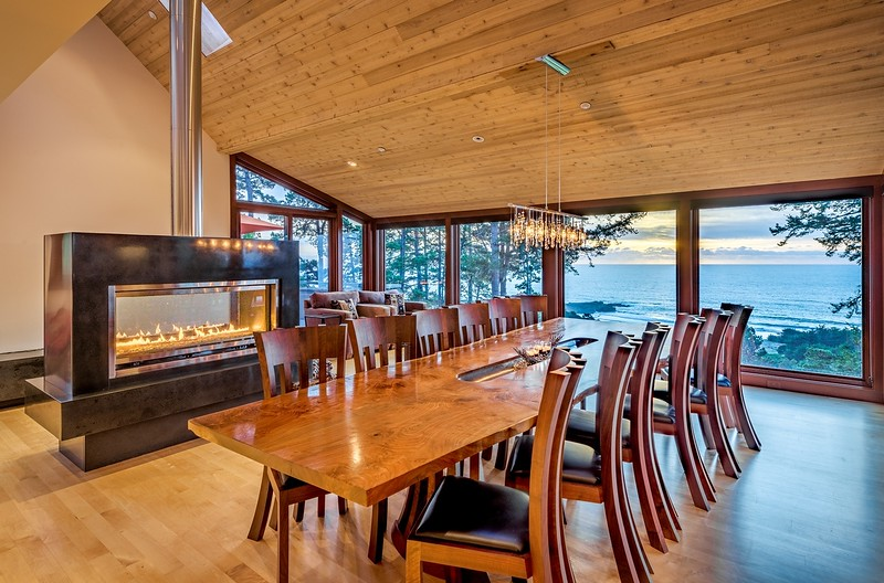 Custom Dining Table & Chairs
