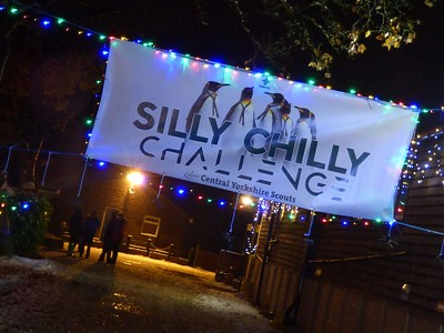 SCOUTS: Silly Challenge Camp