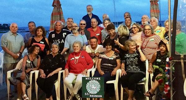 Colt High Class of 1963 55th Reunion