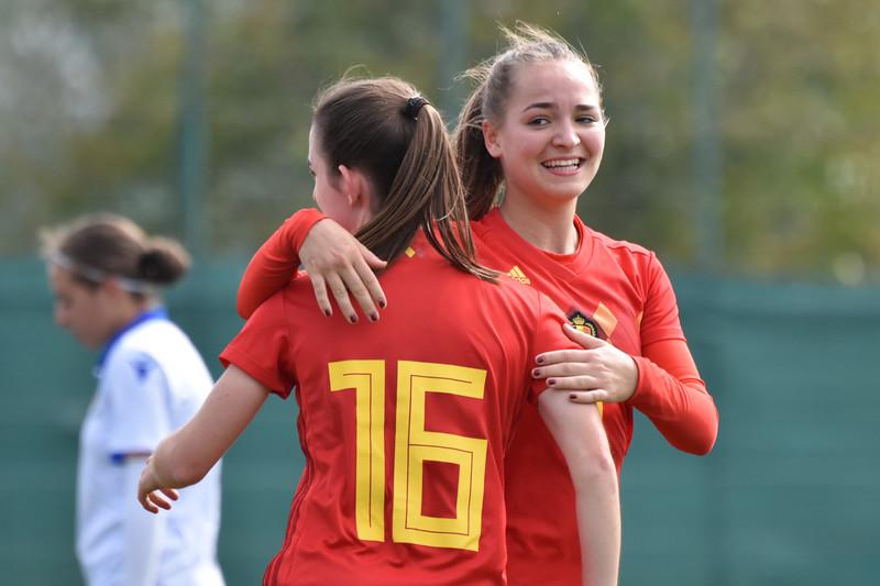 Belgian Red Flames U19 - Armenia U19
