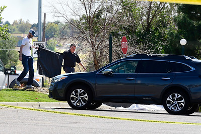 Photos: One Dead, Two Injured in Broomfield Shooting