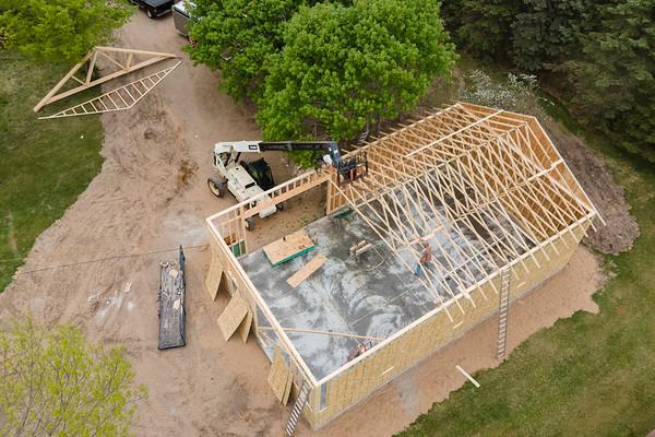 Hugo Garage Build