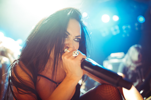 Butcher Babies + Kobra and the Lotus + Support
