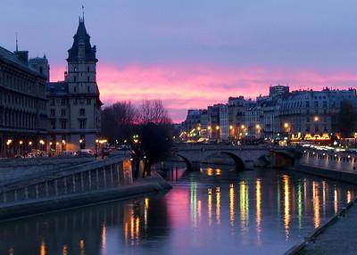Paris December 2006