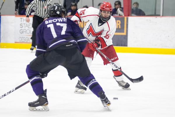 D2 Men's Ice Hockey: Maryville vs McKendree