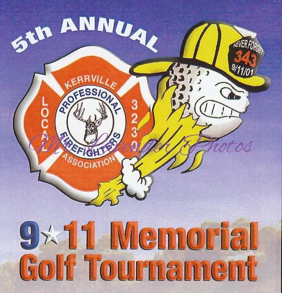 5th Annual 911 Memorial GOlf Tournament Sept 24, 2007