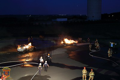 2010 - Fire School Spring 2010 - Car Fires