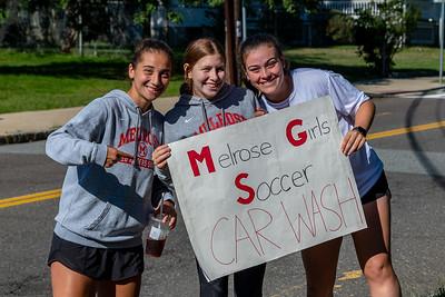 MHS  Girls Soccer Car Wash 19SEP21