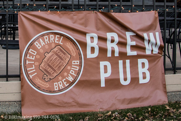 Loveland Chamber of Commerce - Tilted Barrell Brew Pub - Ribbon Cutting 11/27/2018