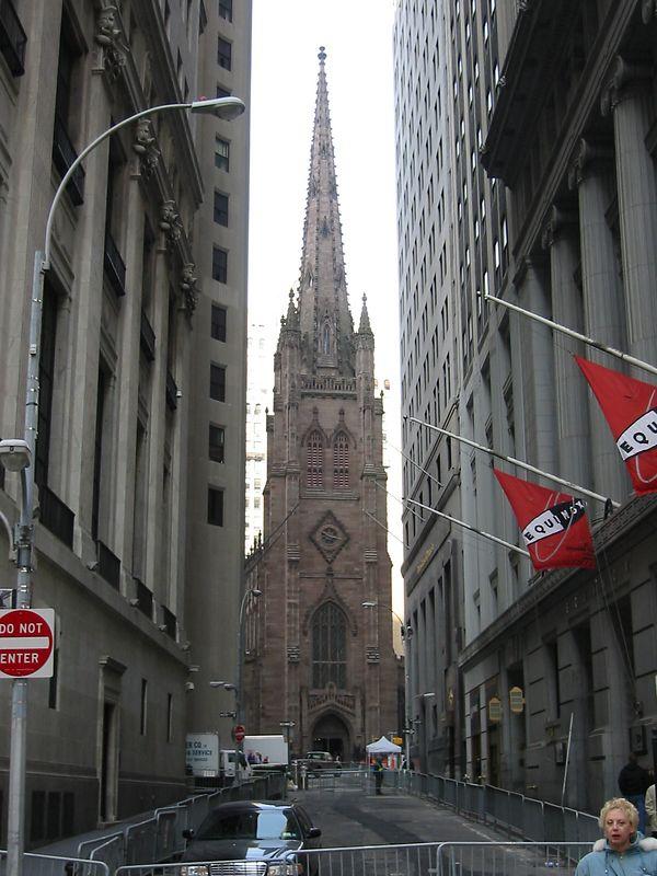 New York in November 2002