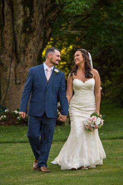 Derrik and Stephanie | Married