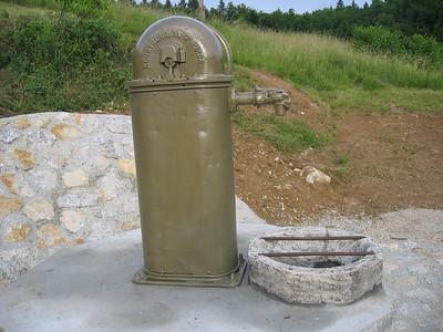 Vodnjak Gabrovčec