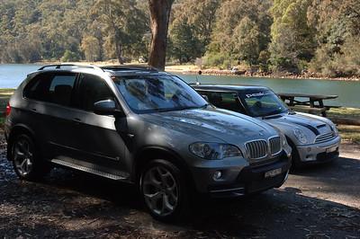 BMW X5 Macquarie Pass Test Drive