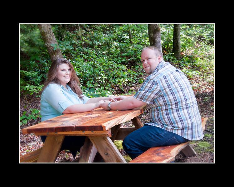 BJ and Kristi Engagement