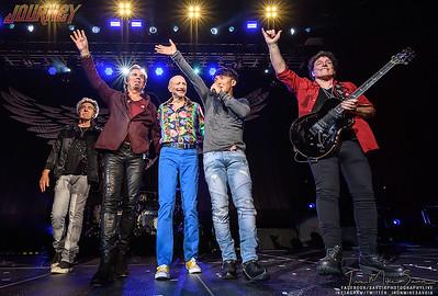 Journey - Etess Arena - Atlantic City , NJ 9.28.19