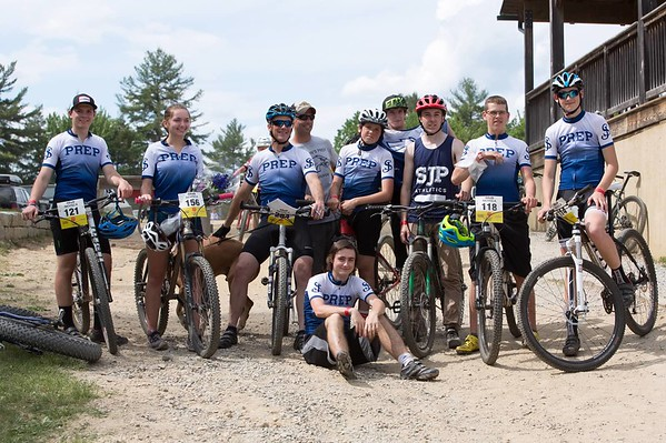 SJP Mountain Bike Team!