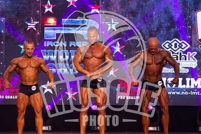 Pro Qualifier Classic Physique Overall