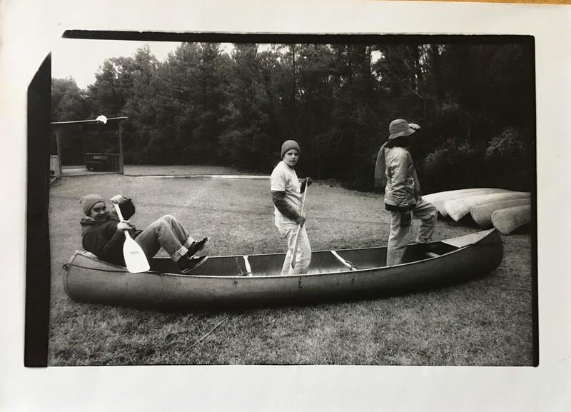 Land canoe