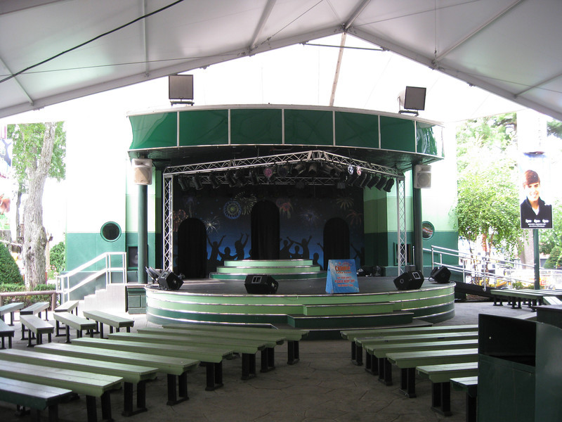 The Midway Stage.